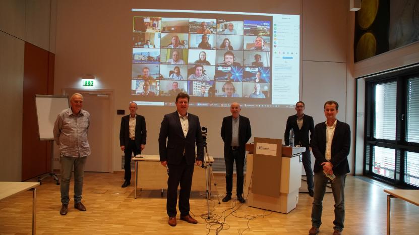 EAST Speakers Corner zu Gast im MDEG-Blog (6) Saisonale Wärmespeicherung – WIR!-Projekt RegioZukunft:Wärme