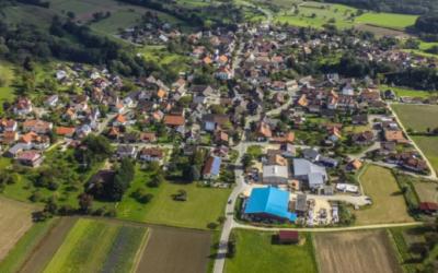 Ein Ort voller EnergieVorstellung des Solarenergiedorfes Liggeringen im Rahmen von Three4Climate
