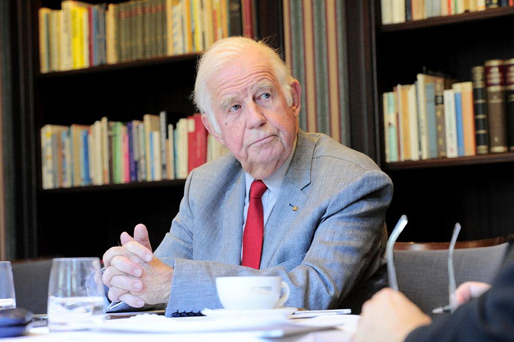 In Memoriam Kurt Biedenkopf